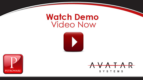 Watch the Petroware Demo Video!